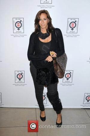 Donna Karan attending the Equality Now 20th Anniversary Fundraiser at the Asia Society New York City, USA - 19.04.12