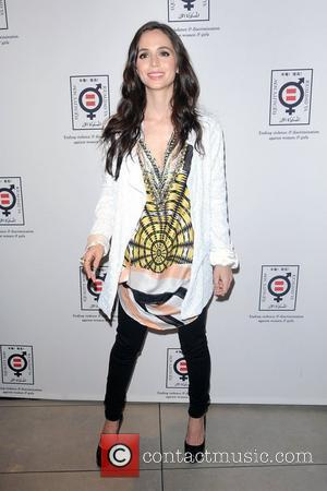 Eliza Dushku  attending the Equality Now 20th Anniversary Fundraiser at the Asia Society New York City, USA - 19.04.12