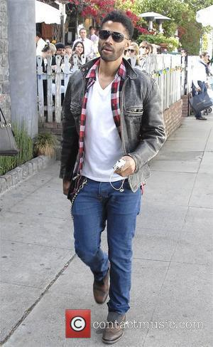 Eric Benet out and about in West Hollywood. Los Angeles, California -11.04.12,