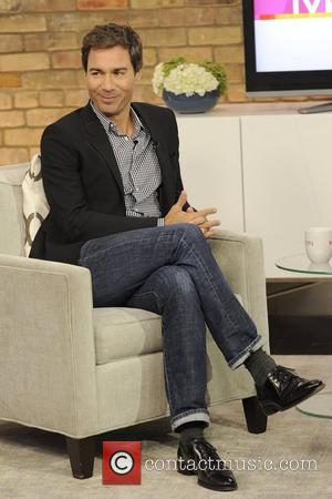 Eric McCormack appears on 'The Marilyn Denis Show' to promote his new series 'Perception' Toronto, Canada - 30.08.12