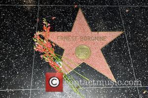 Ernest Borgnine and Walk Of Fame