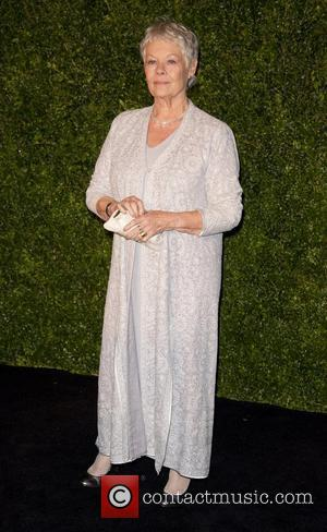 Dame Judi Dench and London Evening Standard Theatre Awards
