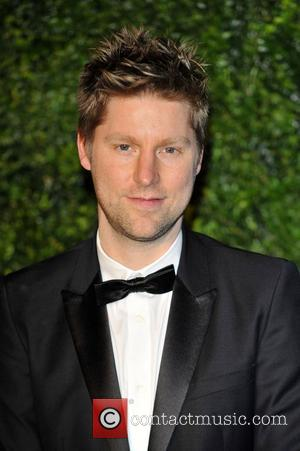 Christopher Bailey and London Evening Standard Theatre Awards