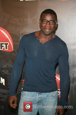 Michael Irvin ESPN The Magazine Presents the Ninth Annual Pre-Draft Party at The Waterfront, New York City, USA - 25.04.12