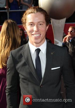 Shaun White 2012 ESPY Awards - Red Carpet Arrivals at the Nokia Theatre L.A. Live Los Angeles, California - 11.07.12