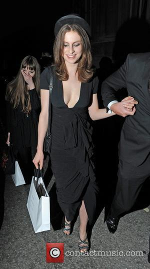Alexa Chung Esquire Menswear Fashion Collection Party held at the Corinthia Hotel - Outside London, England - 15.06.12