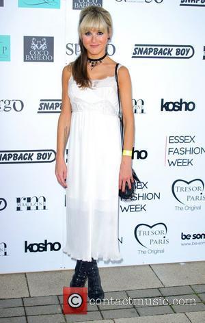 Nikki Grahame Essex Fashion Week Spring/Summer 2013 - Arrivals Essex, England - 06.10.12