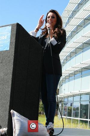 Eva Longoria, University, Las Vegas and Obama