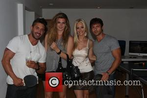 Guests and Ryan Cabrera