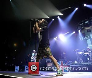 Bert McCracken and Wembley Arena