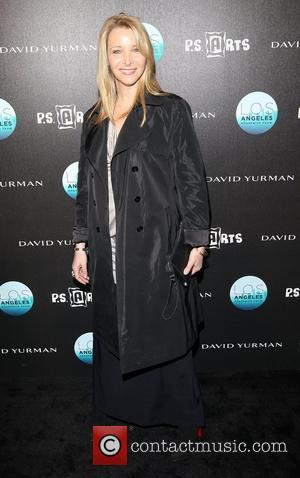 Lisa Kudrow P.S. Arts and David Yurman Evening of Modernism at the Barker Hangar Los Angeles, California - 04.05.12