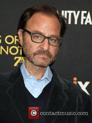 Fisher Stevens  Everything or Nothing:The Untold Story of 007 held at the Muesum of Modern Art  Arrivals...