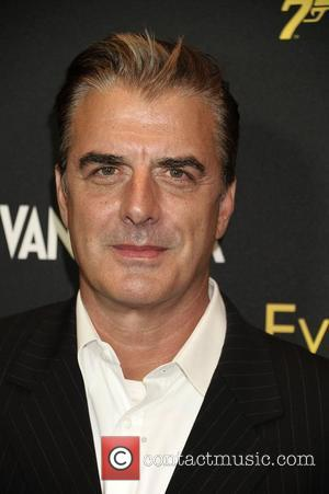 Chris Noth  Everything or Nothing:The Untold Story of 007 held at the Muesum of Modern Art  Arrivals...