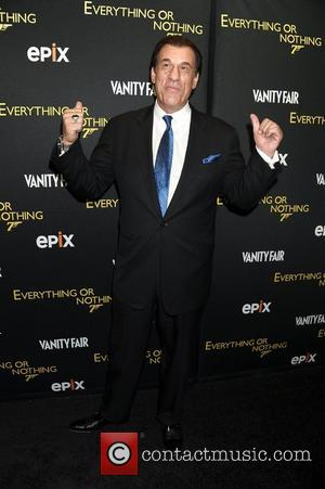 Robert Davi  Everything or Nothing:The Untold Story of 007 held at the Muesum of Modern Art  Arrivals...