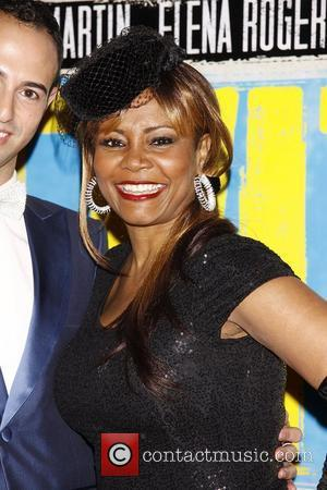 Tonya Pinkins  Broadway opening night of 'Evita' at the Marquis Theatre – Arrivals.  New York City, USA –...