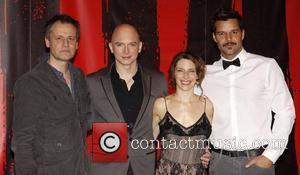 Michael Grandage, Michael Cerveris and Ricky Martin