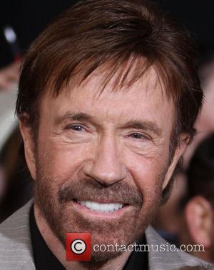 Chuck Norris, Expendables LA Premiere