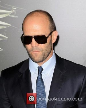 Jason Statham  at the Los Angeles Premiere of The Expendables 2 at Grauman's Chinese Theatre. Hollywood, California - 15.08.12