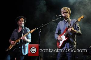 Dweezil Zappa and Eric Johnson