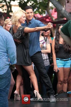 Dancing With The Stars and Peta Murgatroyd