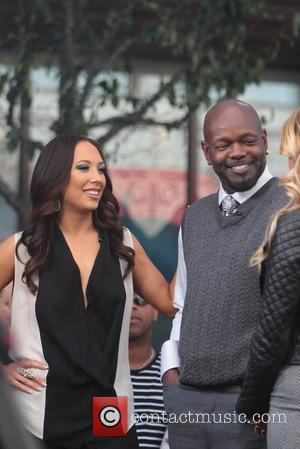 Dancing, Stars, All-stars, Emmitt Smith and Cheryl Burke
