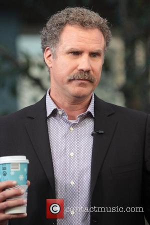Will Ferrell Celebrities at The Grove to appear on entertainment news show 'Extra'  Los Angeles, California- 13.11.12