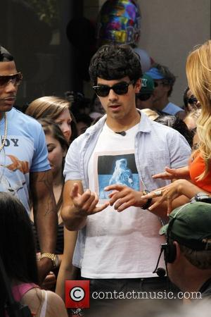 Nelly and Joe Jonas