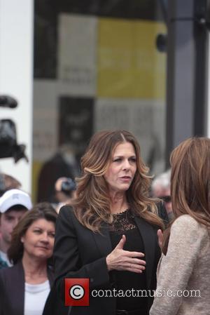 Maria Menounos and Rita Wilson