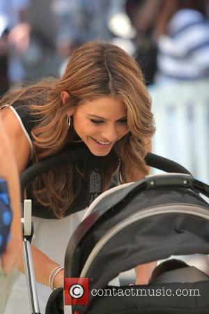 Maria Menounos, Michael Weatherly's and Olivia
