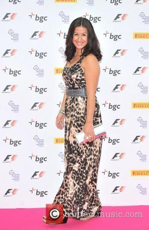 Hayley Tamaddon The F1 Party marking the official launch of the 2012 Formula 1 British Grand Prix held at Battersea...