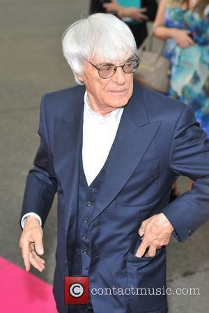Bernie Ecclestone Weds For Third Time