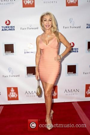 Linda Thompson 3rd Annual Face Forward Gala held at the Beverly Wilshire Hotel in Beverly Hills Los Angeles,California - 15.09.12