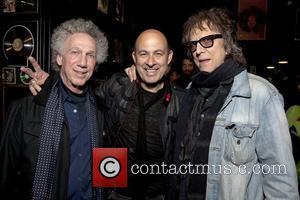 Bob Gruen & John Varvatos & Mick Rock Limited Edition Book Signing (The Faces 69-75) John Varavtos 315 Bowery Boutique...