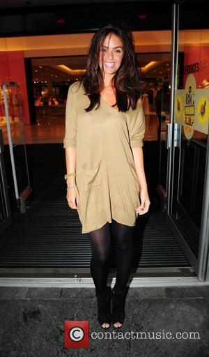 Jennifer Metcalfe,  at the Tracey Bell & Fake Bake Beauty Boutique party at Selfridges. Manchester, England - 07.06.12