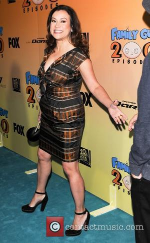 Jennifer Tilly Family Guy 200th Episode Celebration at The Belasco Theater - Arrivals Los Angeles, California - 02.11.12
