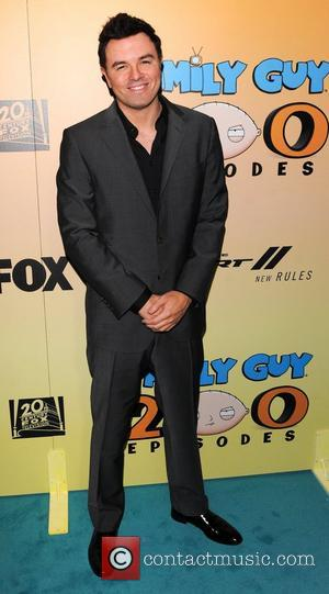 Seth MacFarlane  Family Guy 200th Episode Celebration at The Belasco Theater - Arrivals Los Angeles, California - 02.11.12