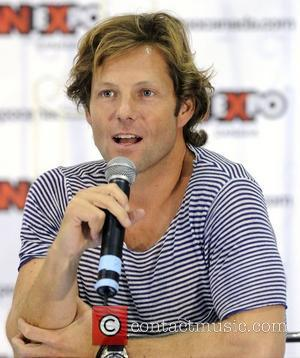 Jamie Bamber Fan Expo Canada held at the Metro Toronto Convention Centre Toronto, Canada - 24.08.12