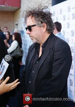 Tim Burton Fantastic Fest 2012 - Frankenweenie Premiere - Arrivals Austin, Texas - 20.09.12