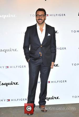 Jeremy Piven and The Zetter Townhouse