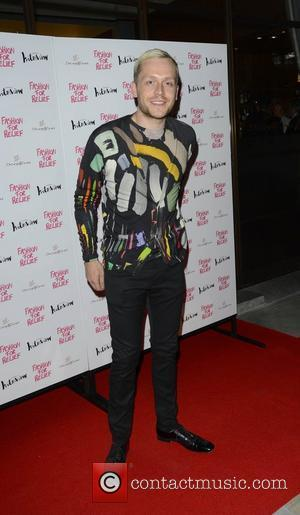 Mr Hudson  Fashion For Relief Party, held at Downtown Restaurant. London, England - 09.08.12