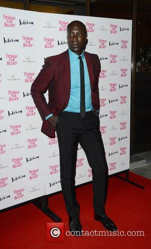 Ozwald Boateng  Fashion For Relief Party, held at Downtown Restaurant. London, England - 09.08.12