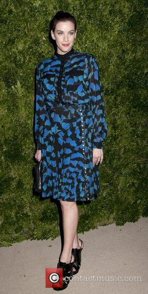 Liv Tyler CFDA/Vogue Fashion Fund Awards at Center 548 New York City, USA - 13.11.12