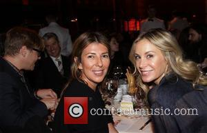 Nina Garcia, Dee Hilfiger Fashion Group International Rising Star Awards at Cipriani 42nd Street - Arrivals and Inside New York...