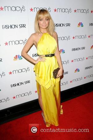 Nicole Richie, Celebration, The Fashion and Macy's