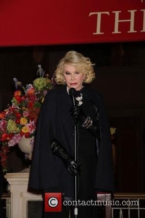 Joan Rivers Fashion's Night Out at The Shoppes At The Palazo - Palazzo Hotel and Casino Las Vegas, USA -...