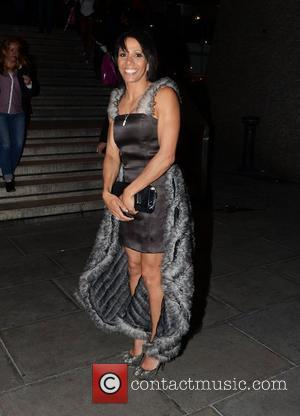 Dame Kelly Holmes The UK film premiere of 'Fast Girls' held at the Odeon West End - Departures London, England...