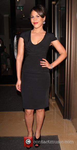 Lenora Crichlow at the screening of 'Fast Girls' at The May Fair Hotel London, England - 28.05.12
