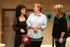Pauline Quirke, Lesley Joseph and Linda Robson