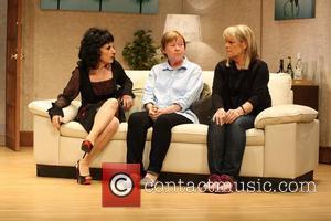 Pauline Quirke, Lesley Joseph and Linda Robson