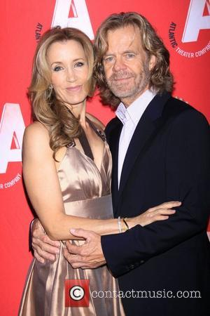 Felicity Huffman and William H. Macy attending the Atlantic Theater Company Linda Gross Theater Grand Reopening. New York City, USA...